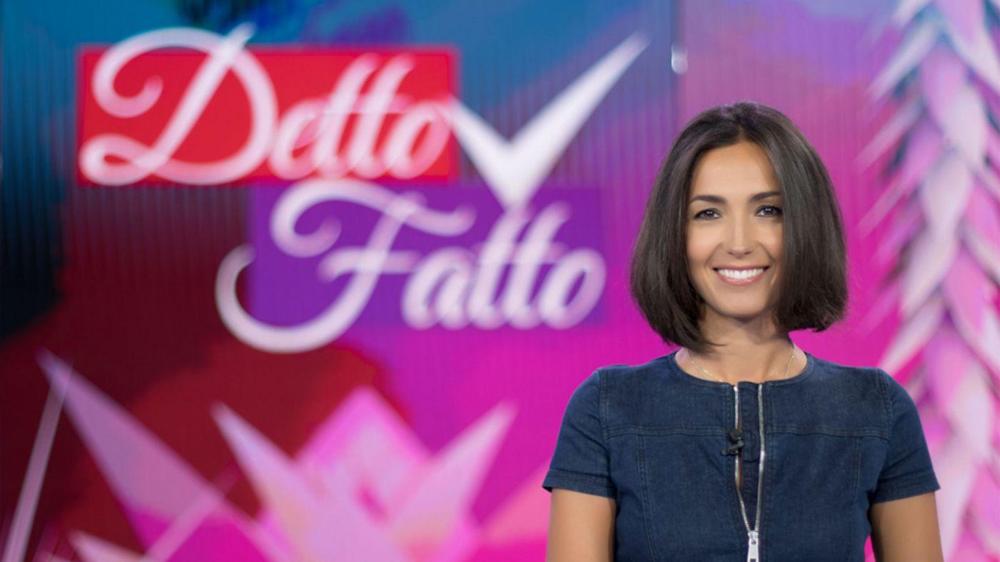 """Guarda In Diretta Streaming """"Detto Fatto"""" Su Rai 2 O ..."""