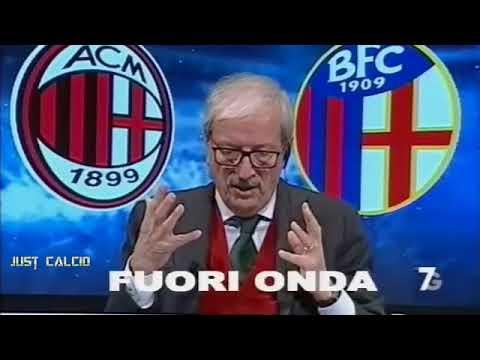 Milan vs Bologna 2-1 - Tiziano Crudeli impazzisce e inizia ...